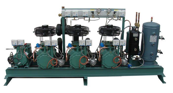 centrales frigorificas con piston