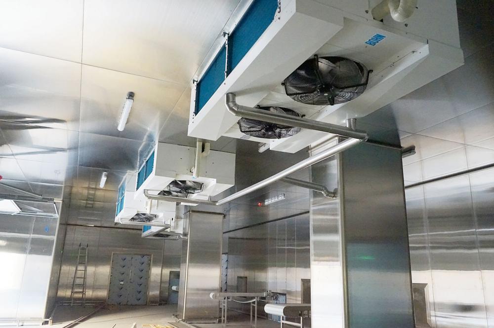 instalacion y mantenimiento de salas refrigeradas